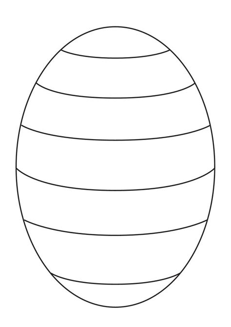easter coloring pages for pre k blank easter egg template to create your own patterns for