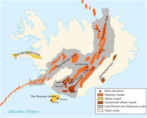 earthquake atlantica volcanology of iceland wikipedia