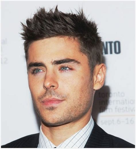 Mens Hairstyles: Top 10 Mens Short Hairstyles For Thick