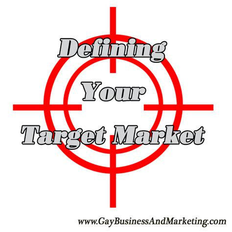 defining your target market part 2 of 6