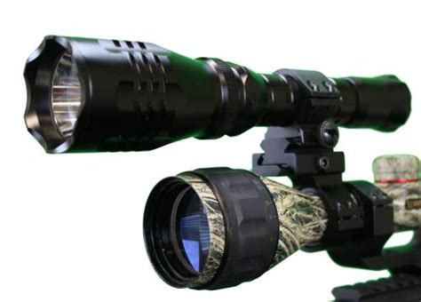 predator light for scope scope mounted light predatormasters forums