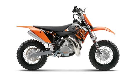 Ktm Parts Usa 2010 Ktm 50 Sx Mini Aomc Mx