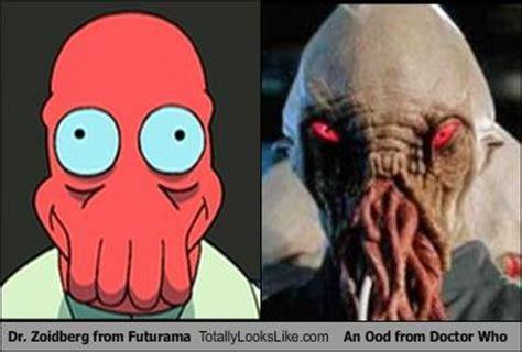 futurama illuminati dr zoidberg from futurama totally looks like an ood from