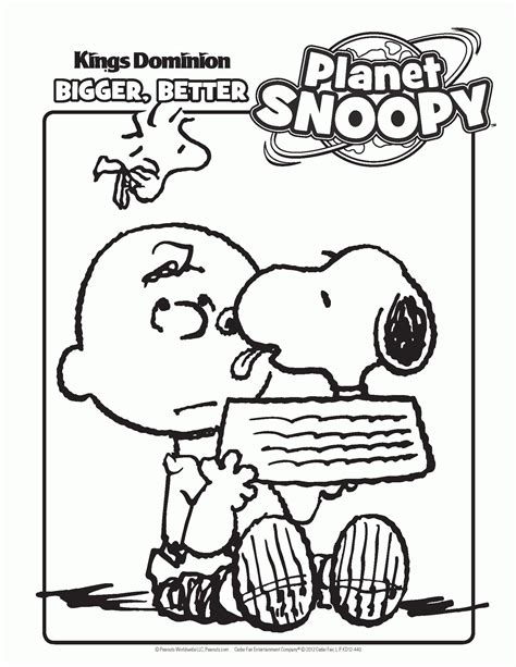 thanksgiving coloring page peanuts snoopy happy birthday images coloring pages