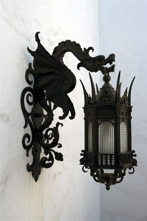 dragon home decor dragon lantern home decor mystical dragon fantasy