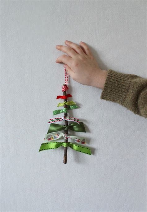 christmas decorations to make out of ribbon