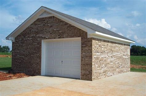 brick garages designs precision masonry projects page