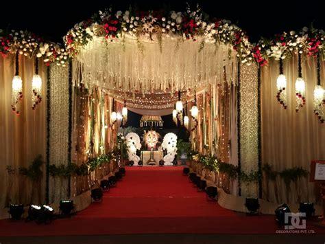 Wedding Reception Entrance by Wedding Reception Entrance Decorations Wedding Dress