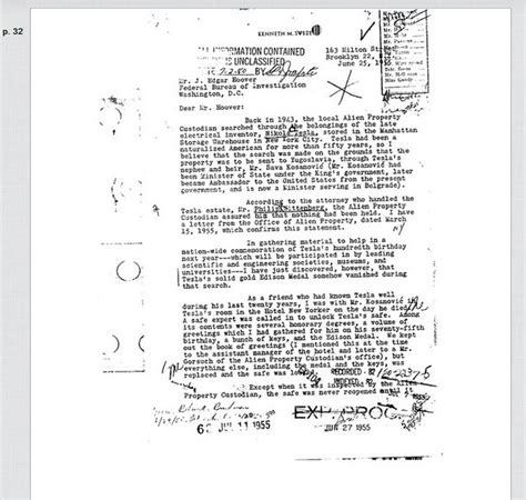 The Tesla Papers Tesla Fbi Tesla Image