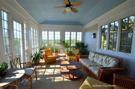 sunroom wall colors ideas warmth and cozy sunroom design exles to inspire