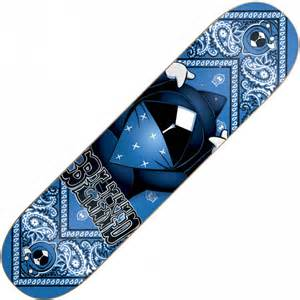 blind skateboards blind skateboards blind saver reaper hoodlum blue