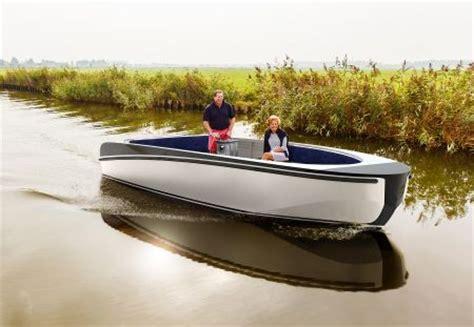 bouwpakket motorboot informatiebijeenkomst van het samen elektrische boot
