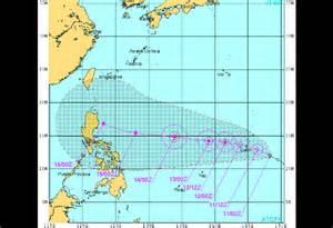 us navy cyclone forecast map typhoon may hit philippines next week us forecast