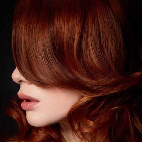 les couleurs de cheveux cheveux roux tendances et colorations couleur cheveux
