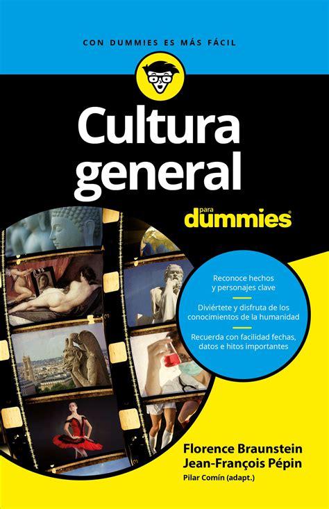 libreria psicologia firenze librer 237 a dykinson cultura general para dummies