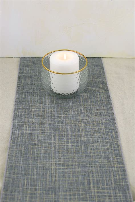 slate blue table runner 17 best images about a place at the table on