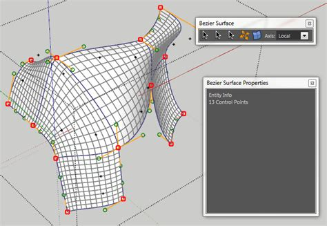 sketchup layout change template bezier surface sketchup extension warehouse