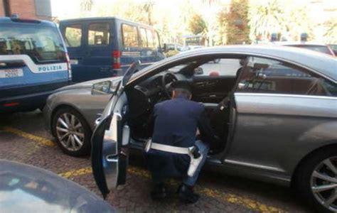 ministero interno auto rubate l europa unita contro il traffico internazionale di auto