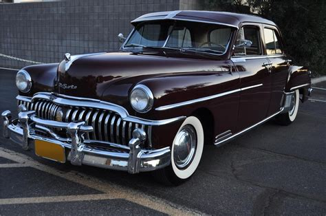 1950 dodge cars 1950 desoto custom sedan 117328