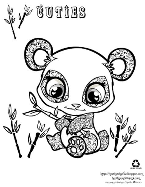baby panda coloring pages image search results