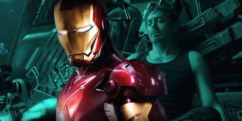 iron man lost battle avengers endgame