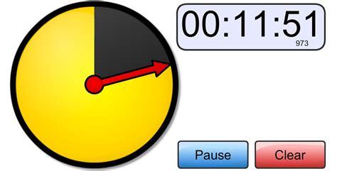 online clock kindertastic online timer
