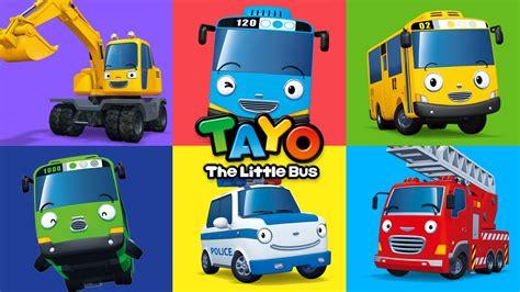 film kartun bus tayo hi i m tayo the little bus youtube