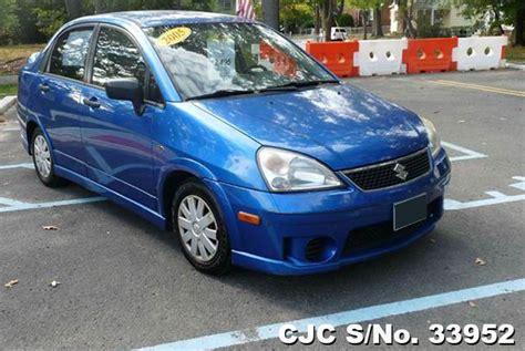 automobile air conditioning service 2005 suzuki aerio windshield wipe control 2005 left hand suzuki aerio blue for sale stock no