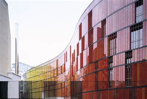 Can An Mba Student Join A School Site Quora by The Printed Glass Louvres Of Novancia Business School