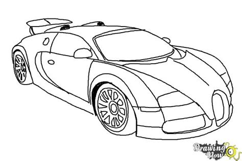 bugatti drawing how to draw a bugatti drawingnow