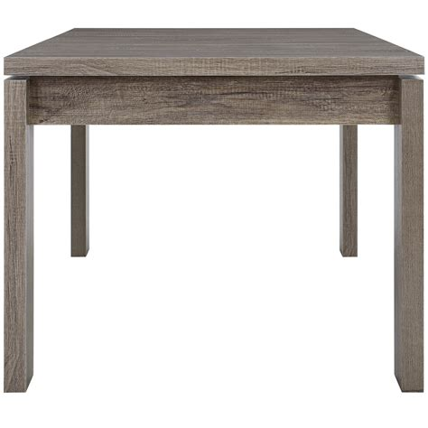oak esszimmertisch en casa modern dining table room kitchen retro