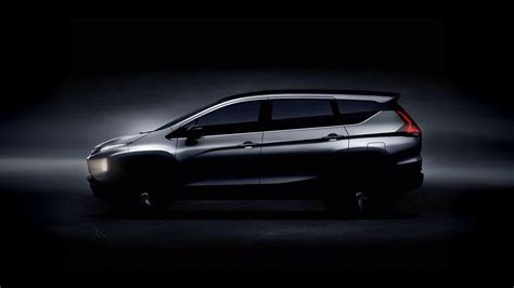 wallpaper xpander mitsubishi xm concept production version teased in indonesia