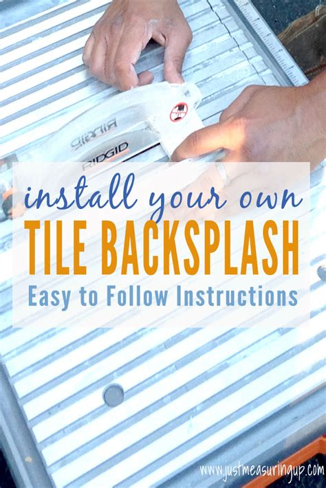 installing kitchen tile backsplash how to install tile backsplash tips and tricks for