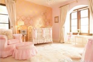 pink baby room as kate and william celebrate princess charlotte s birth most extravagant girls rooms revealed