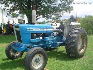 1976 ford 4600 tractors utility 40 100hp deere