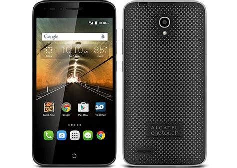 Hp Alcatel Onetouch Conquest alcatel onetouch conquest and elevate announced for boost mobile gsmarena news