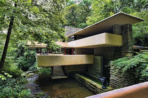 frank lloyd wright l chuck kuhn s usa in photos frank lloyd wright falling water