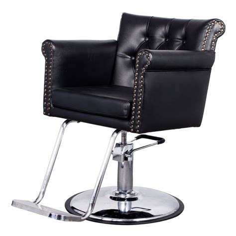 capri salon styling chair