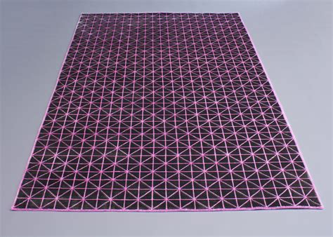 rug company nyc align a limited edition rug by joe doucet odabashian design milk