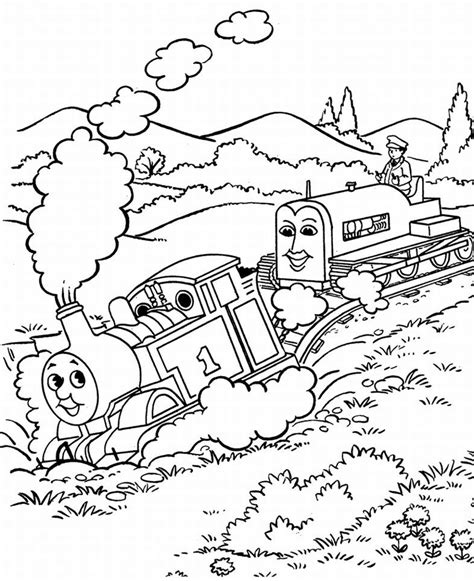 thomas coloring pages free printable thomas coloring pages online az coloring pages