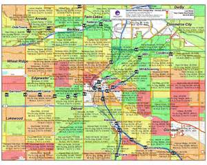 colorado springs neighborhood crime map denver colorado crime map my