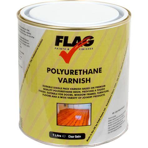 clean polyurethane polyurethane varnish satin 1l toolstation
