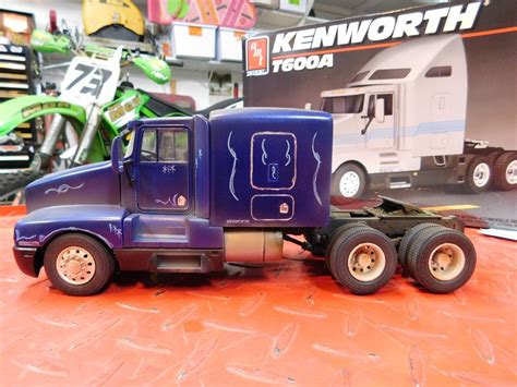 build a kenworth model building kenworth t600 motorcycle how to and repair