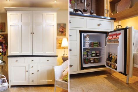 Kitchenette Cupboard Space Saving With A Kitchen In A Cupboard Home Design