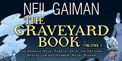 The Graveyard Book Graphic Novel Single Volume neil gaiman previews the graveyard book vol 1 graphic novel