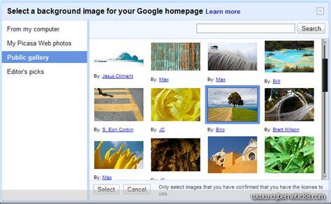 latar belakang membuat website it tech tukar latar belakang wallpaper di google seperti bing