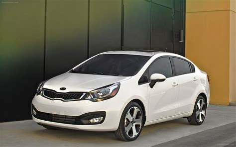 Kia Tio Kia 2013 Widescreen Car Pictures 06 Of 26