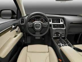Audi Q7 Inside 2015 Audi Q7 Price Photos Reviews Features