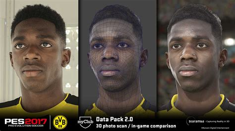 ousmane dembele on fifa 18 pes 2017 patch 2 0 disponibile