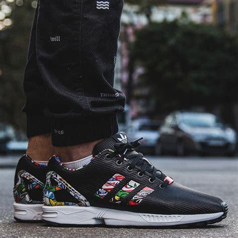 s shoes sneaker adidas originals zx flux s77720 best shoes sneakerstudio
